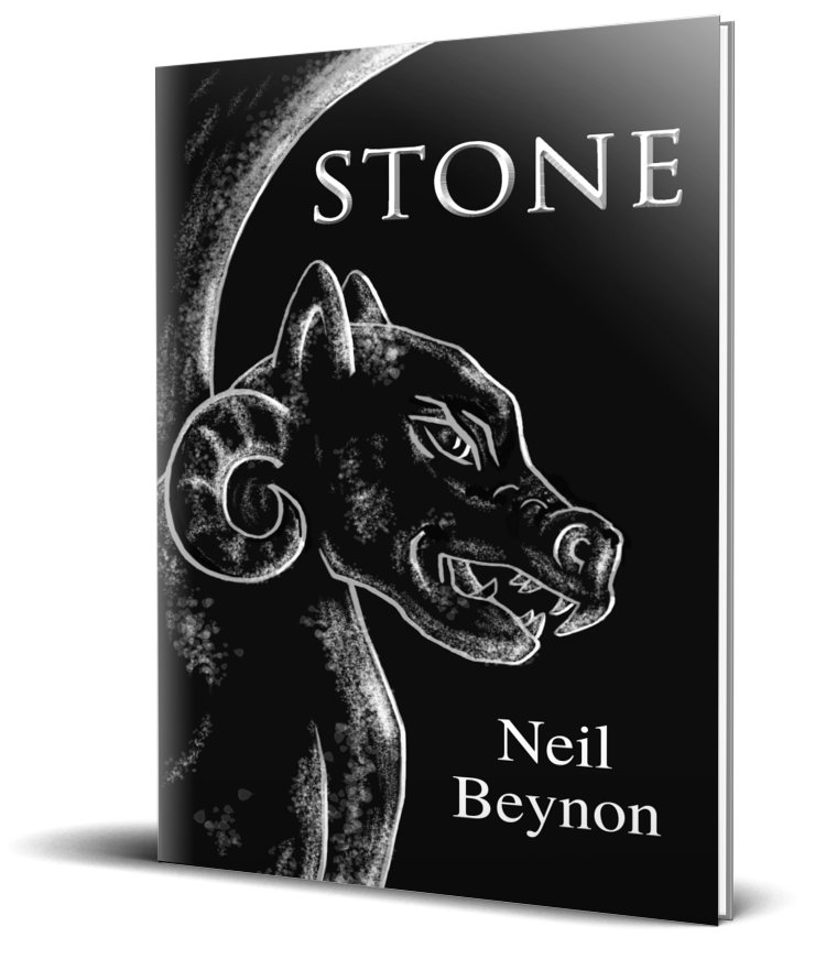 NEW RELEASE: Stone available now.