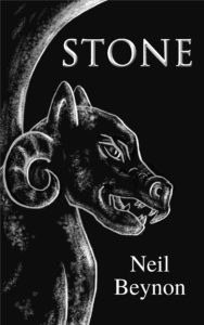 Book Cover for Neil's short story Stone